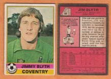 Coventry City Jimmy Blyth 98